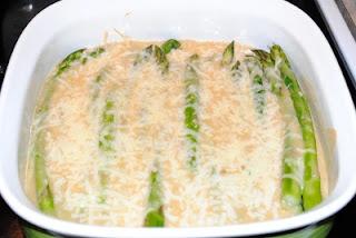 Asparagus Gratin | Foooood | Pinterest
