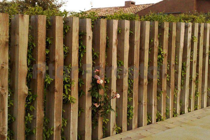 Las 25 mejores ideas sobre vallas de jard n en pinterest for Cierre jardin