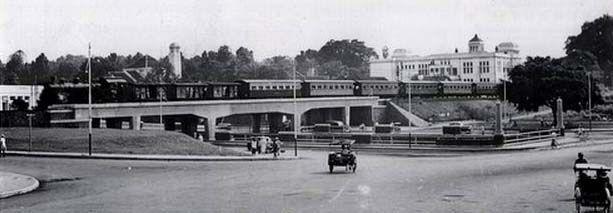 Viaduct, Bandung tempo dulu.