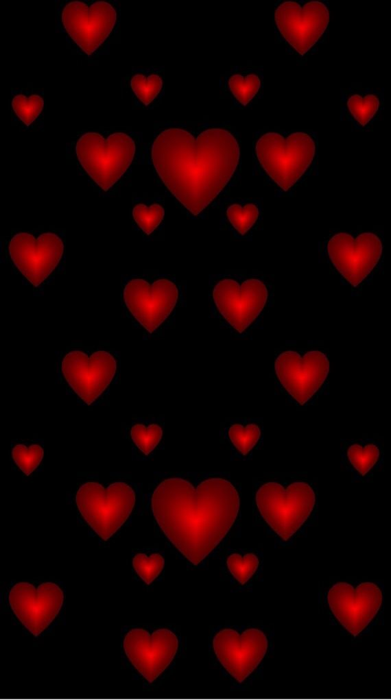 Pin By Susan Davis On Hearts3 Red Hearts Color Splash Art Valentines Wallpaper Heart Wallpaper
