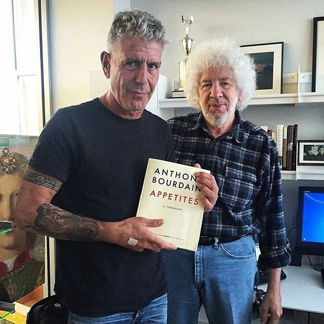 Pin for Later: These Tatted Chefs Are So Hot, It's a Danger to Your Health Anthony Bourdain
