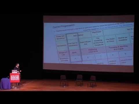 G4C14: Jenova Chen / Blank Canvas Designing A New Era of Emotional Storytelling Through Games - YouTube