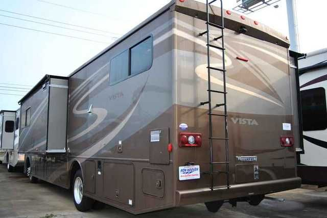 2015 New Winnebago Vista 36Y Class A in Texas TX.Recreational Vehicle, rv, Ron Hoover RV & Marine serving Texas for over 28 years. We offer the best RV's to be sure you get the quality, service, and price you deserve. Travel trailers, fifth wheels, or toy haulers from Forest River, Palomino, Keystone, Heartland, Lifestyle, and Crossroads. Motor homes by Coachmen, Forest River, Pleasure-Way, & Winnebago. See over 700 RV's at the largest boat and RV dealer in Texas.