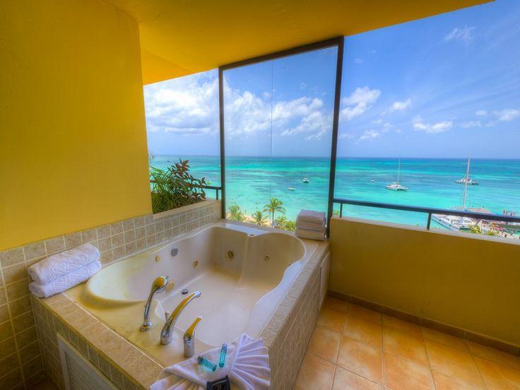 Habitación del hotel occidental grand aruba resort