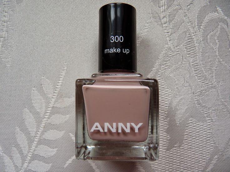 Lakier do paznokci Anny Nr 300 ~ Lepsza wersja samej siebie