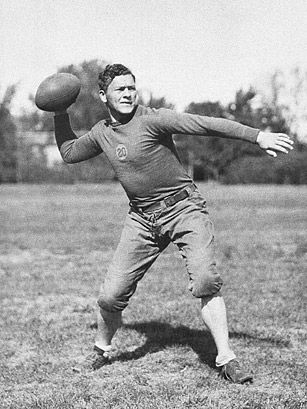 "The Packers recognize player and longtime coach Earl ""Curly"" Lambeau as one of their founders, along with George Calhoun. In 1919, Lambeau, for whom Green Bay's stadium is named, worked at the Indian Packing Company, which paid for the team's uniforms. In 1963, he became one of the first inductees to the Pro Football Hall of Fame."