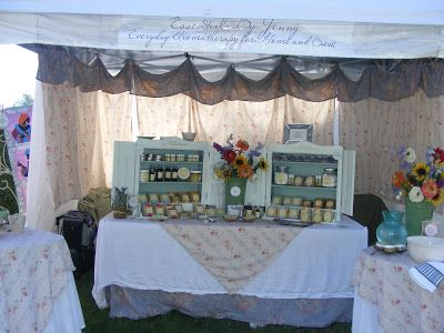 Birds and Soap, Soap and Birds: My Inner Craft Show Carnie is Calling.