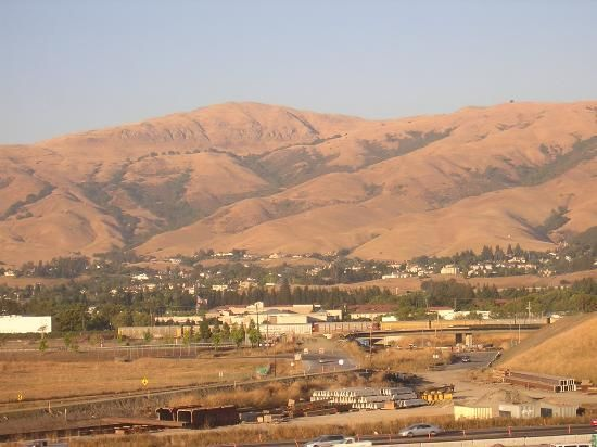 Fremont, California -- where I grew up!
