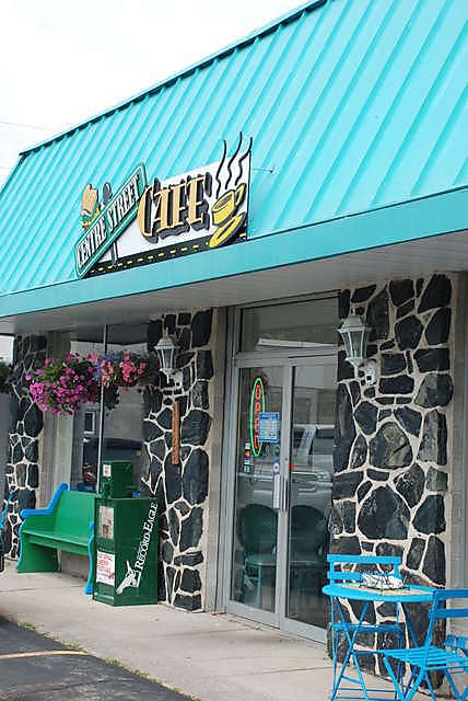 Centre Street Cafe Traverse City Michigan Menu