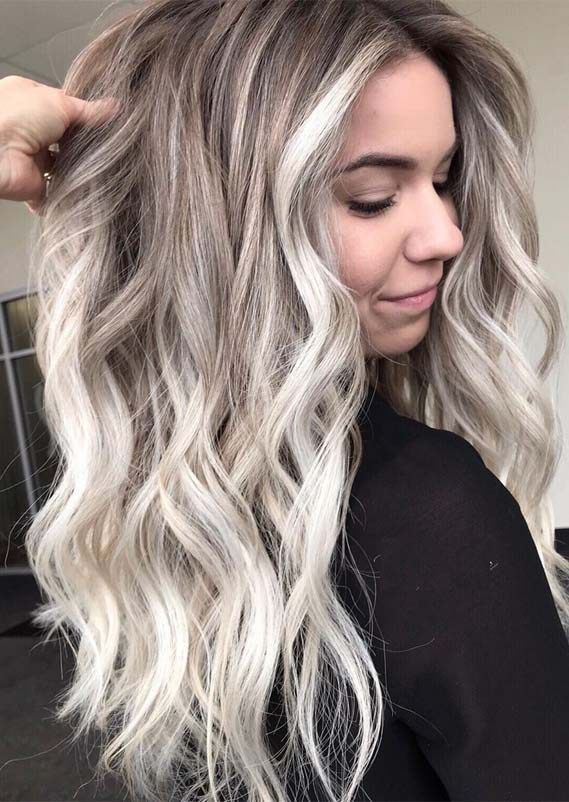 Fabulous Cool Toned Blonde Hair Color Shades for Summer