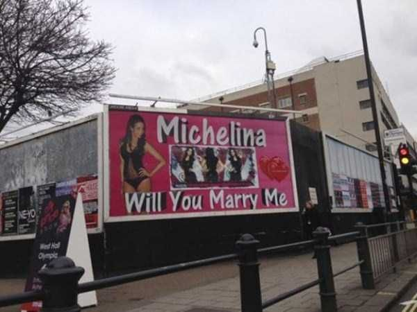 Who Wants Michelina?! Ridiculous Marriage Proposals To Which The Answer Will Be No • Page 5 of 6 • BoredBug