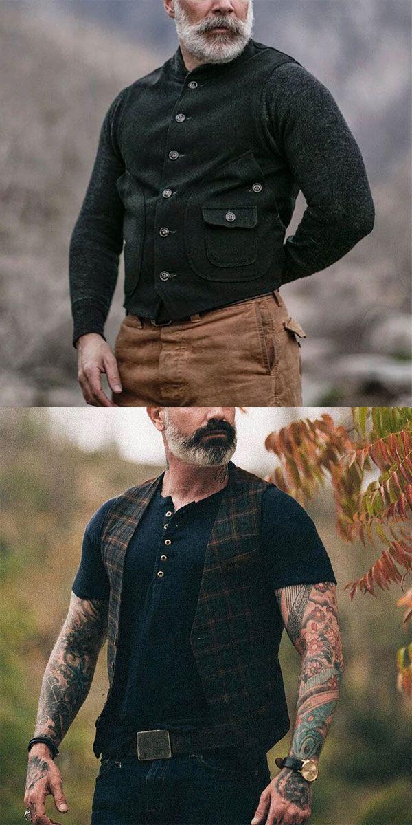 Casual Vest