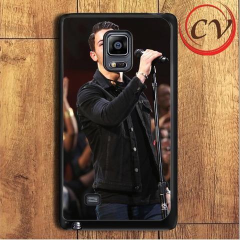 Nick Jonnas Samsung Galaxy Note Edge Case