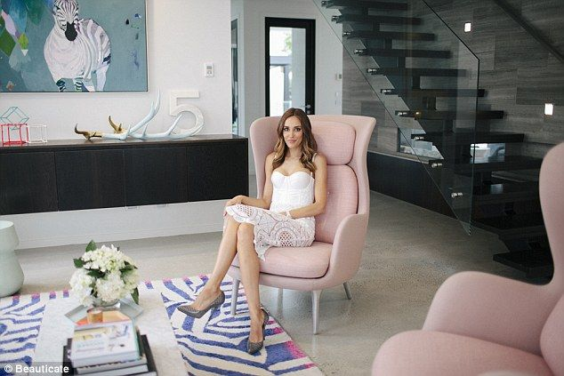 Destined for success? Rebecca Judd opened up about her beginnings in modelling to Beauticate