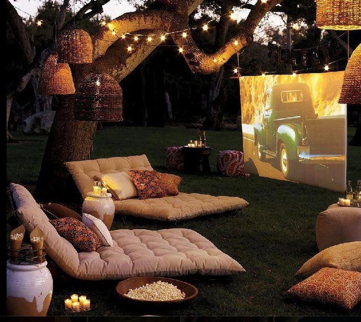 Movies anyone?