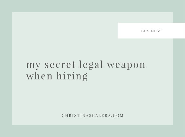 In this season of behind-the-scenes business growth, I've been flinging around non-disclosure agreements like crazy with potential hires and collaborators. Why? It's not appropriate to tell people about your projects after you've already entered into a client-contractor relationship. If it's a bad fit with your hired contractor, or they're the wrong partner for the joint …