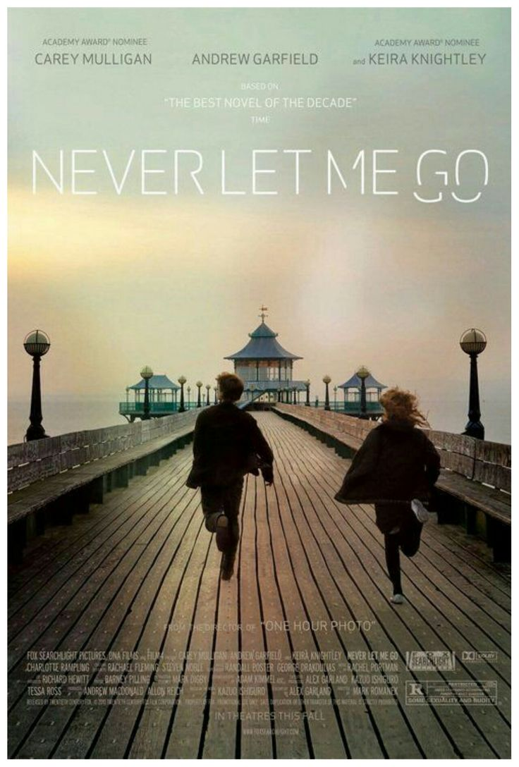 300. Never Let Me Go (2010)