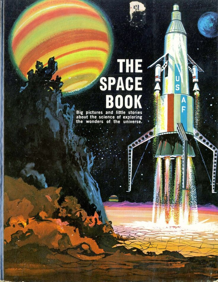 space rocket book - photo #25