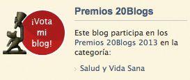 ¿Nos das tu apoyo? Puedes votar por el blog de Ayuda en el duelo en los premios 20Blogs. ¡Gracias!