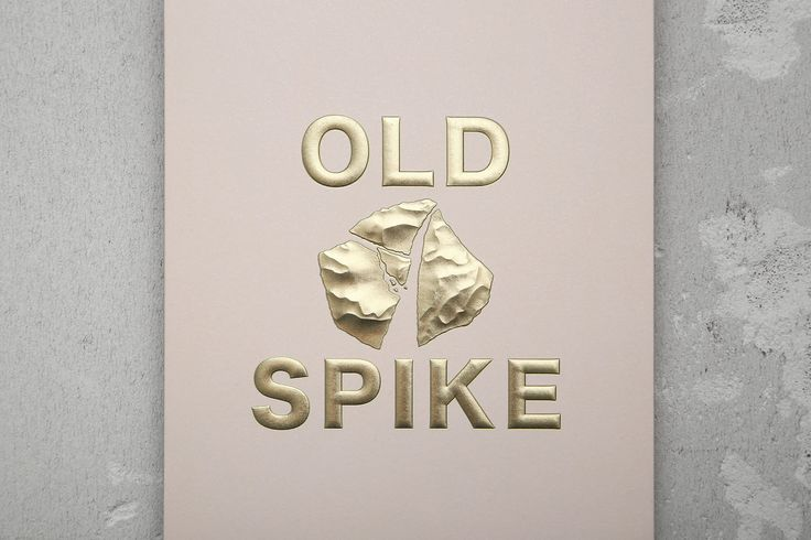 Logo, visual identity and packaging designed by Commission Studio for London-based coffee roaster Old Spike