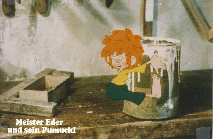 Ellis Kaut: Meister Eder und sein Pumuckl