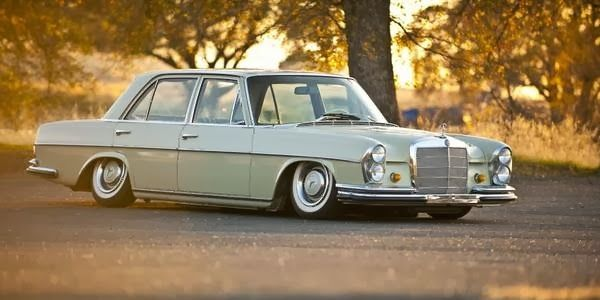 Daily turismo 10k bagged and tagged 1966 mercedes benz for Mercedes benz 10k