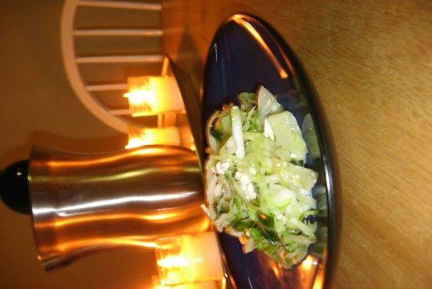 Recipe Zoe S Kitchen Marinated Slaw
