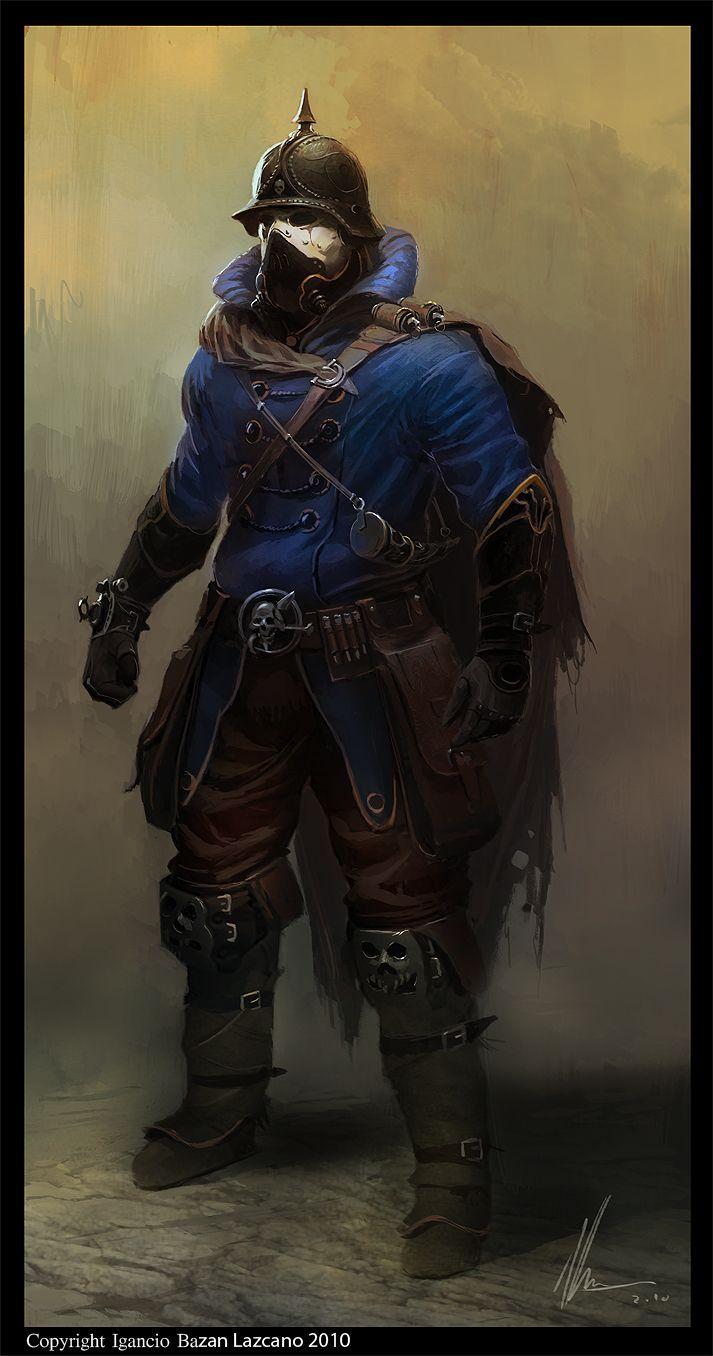 Von fisher character designe by neisbeis.deviantart.com on ...