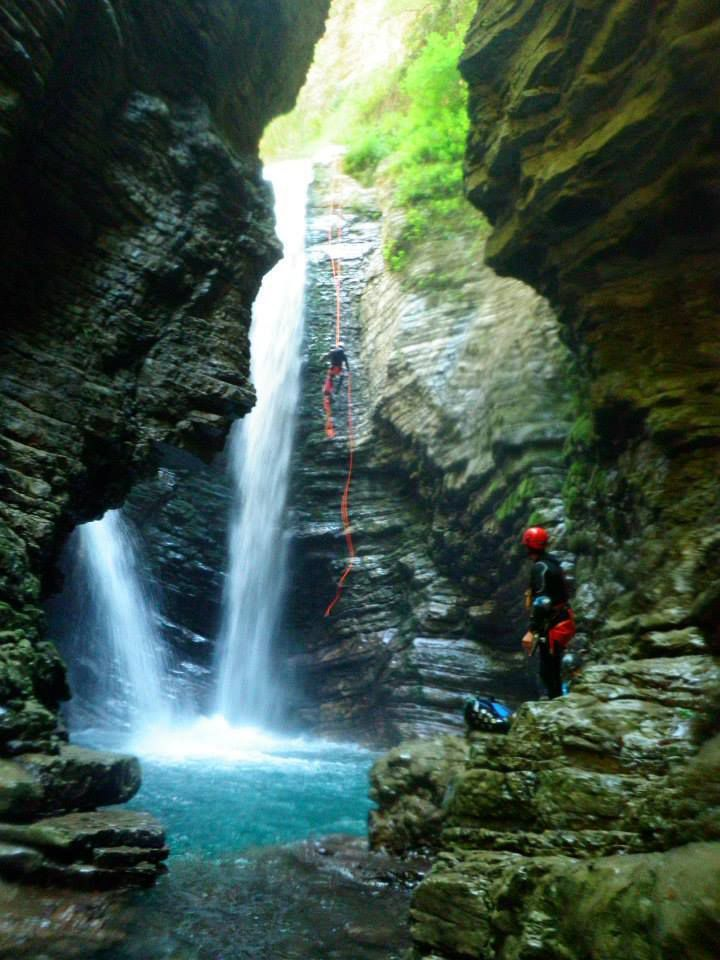 Trekking and canyoning in Panta Vrexei-Roska Evritania Greece - http://agreekadventure.com/event/trekking-canyoning-panta-vrexei-roska-evritania-greece - Two years after our first visit, we will return to one of the most spectacular regions in Evritania. Trace youe Eco in co-operation with Mountains Escapes areorganizing an adventurous 3-day excursion and guarantee that the landscapes, blessed with unspeakable beauty will blow you away.  Trekking... -  - A Greek Adventure