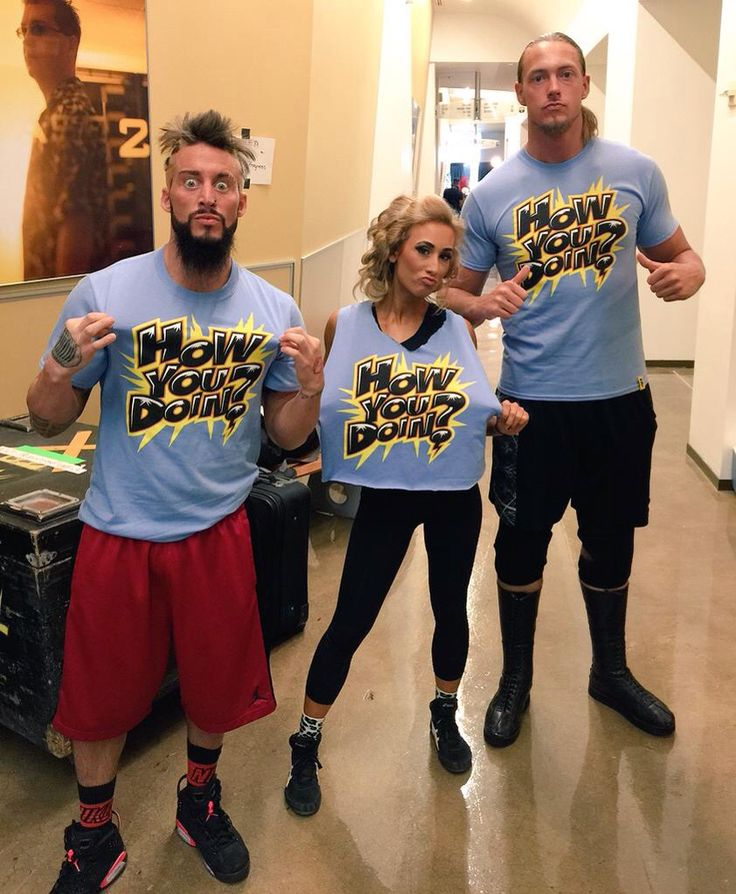 Image result for carmella enzo big cass