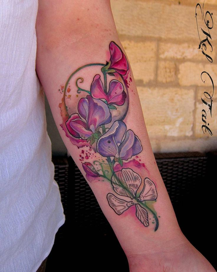 17 best ideas about sweet pea tattoo on pinterest delicate flower tattoo delicate tattoo and. Black Bedroom Furniture Sets. Home Design Ideas