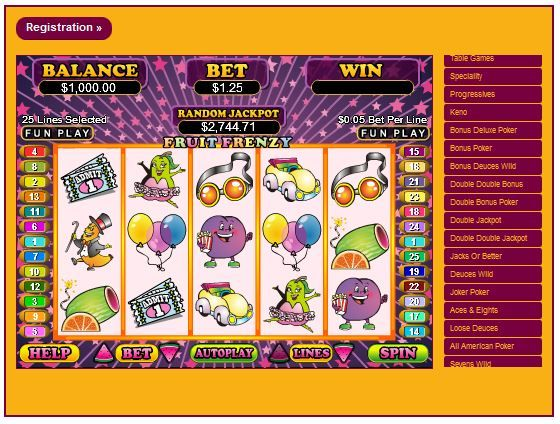 Play over 100 free casino games from RealTime Gaming software @ Sweet Bet
