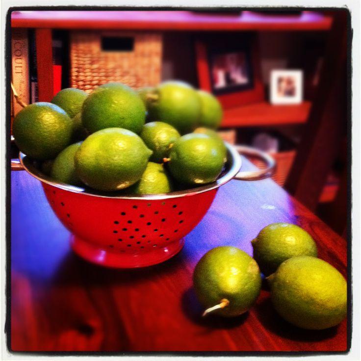 Lovely limes