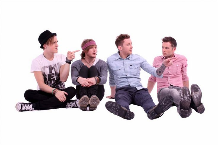 Ideal Band Mcfly Naked Images