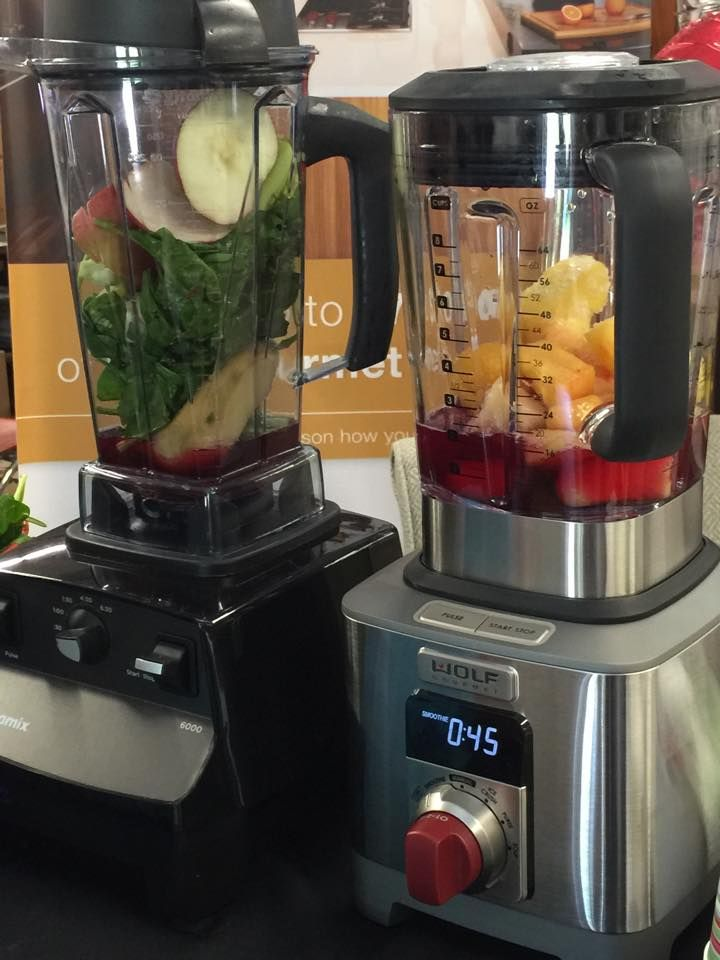 Mixers Mixers Vicking Vs Wolf ~ Review wolf gourmet blender vs vitamix mrs g s