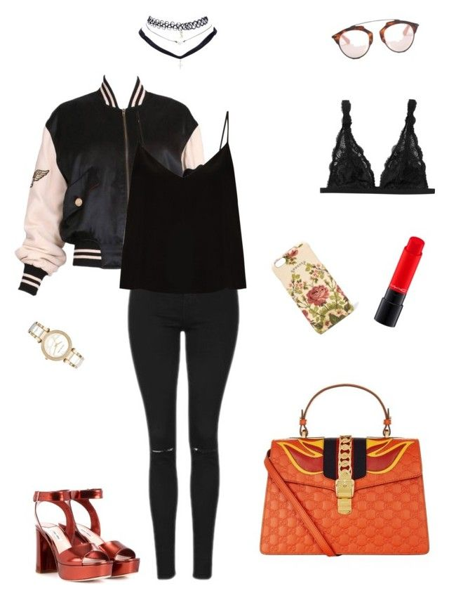 I'll go anywhere with you by chau-bao-ngan on Polyvore featuring mode, Raey, Moschino, Topshop, Monki, Wet Seal, Miu Miu, Gucci, Michael Kors and Christian Dior