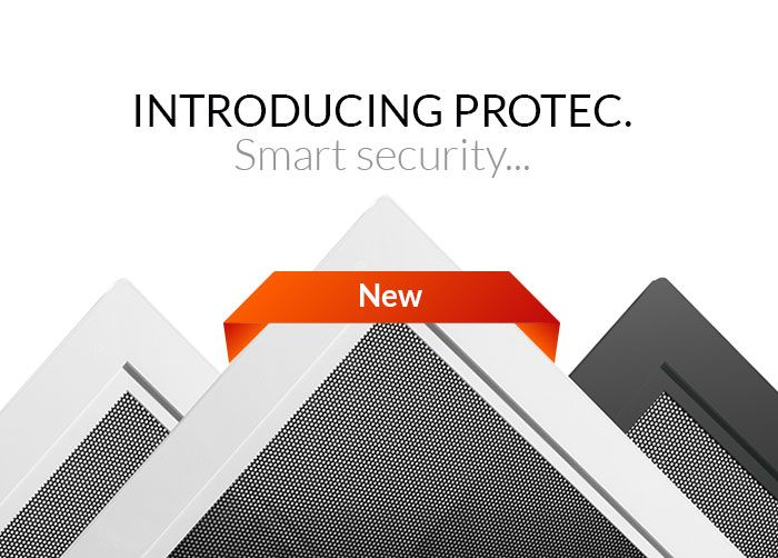 Protec is one of Australia\u0027s strongest best looking and affordable security screens. The frame  sc 1 st  Pinterest & 11 best Protec Security Doors and WIndows images on Pinterest ...