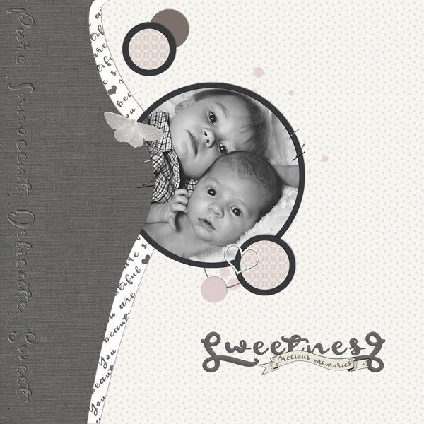 SNEAK PEEK!! Next week will be the release of my new kit: Sweetness #synergy_ink