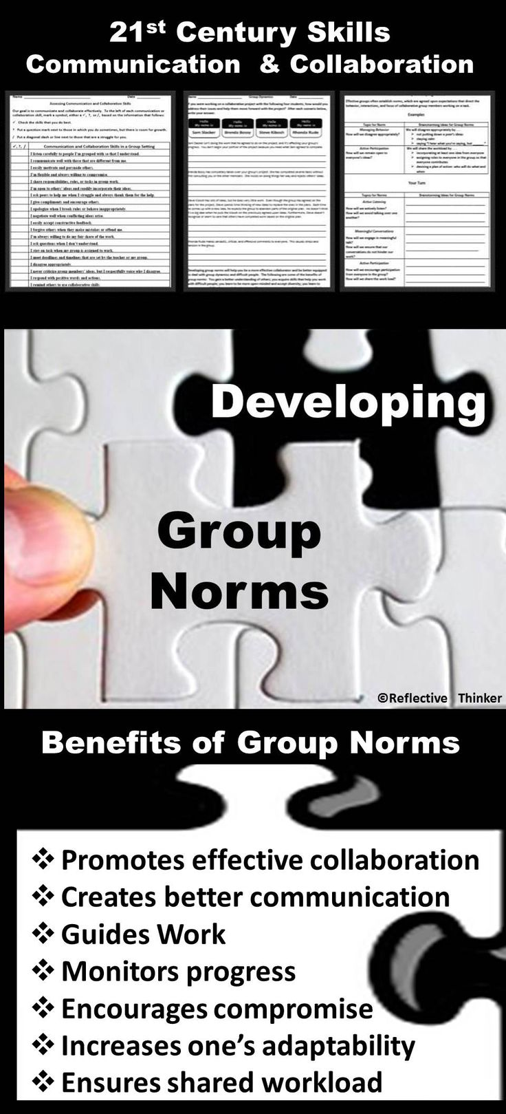 work effectively with others Content for the when i'm at work: teamwork slide presentation and trainer's  guide is based on the unit of competency bsbcmn204a work effectively with  others.