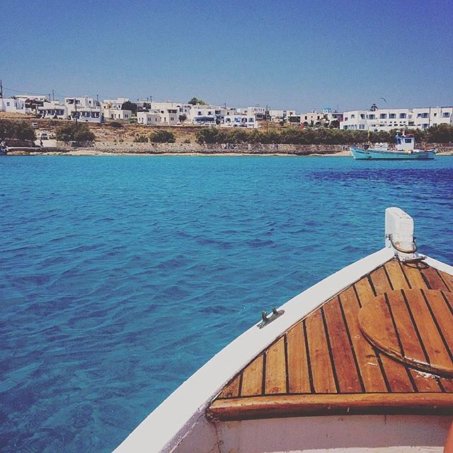 Enjoy the calm vibes of Koufonisia island (Κουφονήσια) . Very picturesque and peaceful landscapes with beautiful bays to explore .