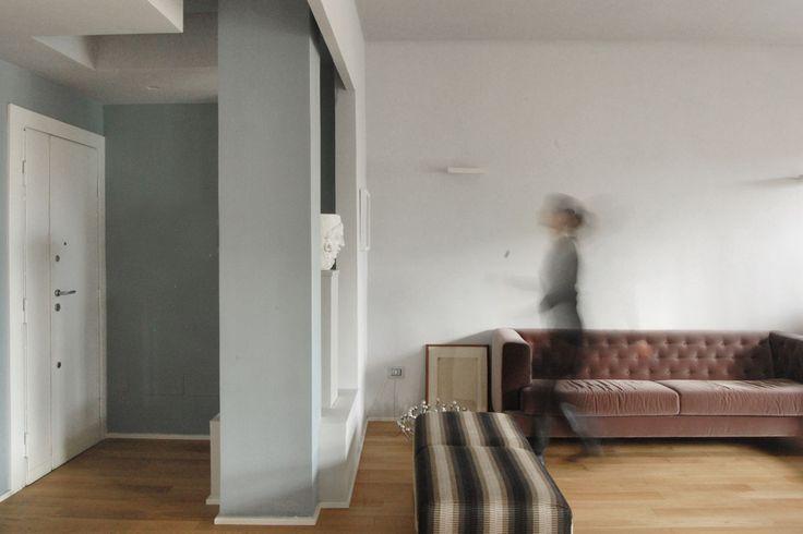Zona filtro verso il soggiorno