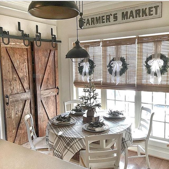 17 best ideas about industrial farmhouse decor on for Dining room ideas vintage