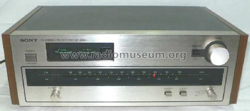 Sony ST-3950 HiFi FM-AM Stereo tuner Like my WEGA T 4710 in black