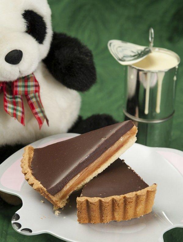 Τάρτα με ζαχαρούχο και σοκολάτα - Τρεις τάρτες έκπληξη από τον Στέλιο Παρλιάρο