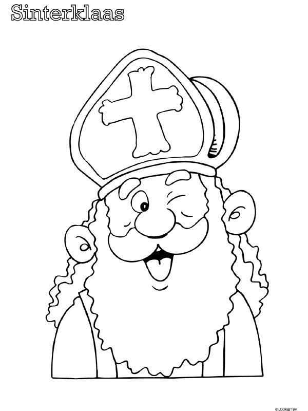 Snoep Sinterklaas Kleurplaat 17 Beste Afbeeldingen Over Sinterklaas Kleurplaten Op