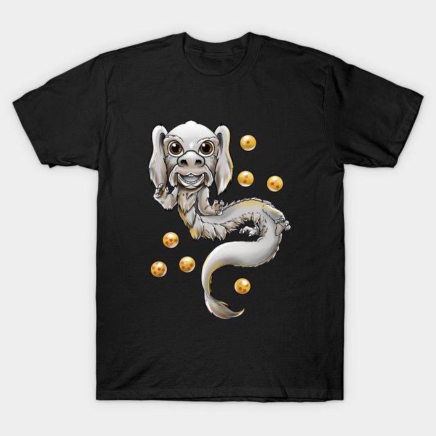 Tshirt Falcor #neverendingstory #story #falcor #tshirt #teepublic #dragon #dragonball #crossover #ball #anime #manga #nerd #present #regali #magliette #fashion