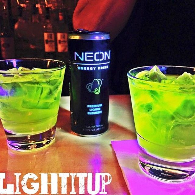 Neon energy drink is totally natural.This natural goodness can be sipped post workout or before workout or for that matter any time of the day.   http://goo.gl/hQqTTb
