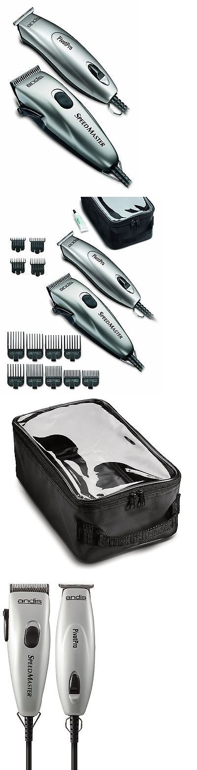 Clippers and Trimmers: Andis Professional Pivotpro Speedmaster Hair Clipper And Beard Trimmer Combo ... -> BUY IT NOW ONLY: $39.73 on eBay!
