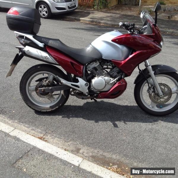 Honda Varedero 125cc Motorcycle #honda #xl #forsale #unitedkingdom