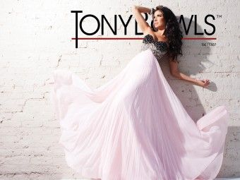 Prom Dresses 2014  »  Tony Bowls